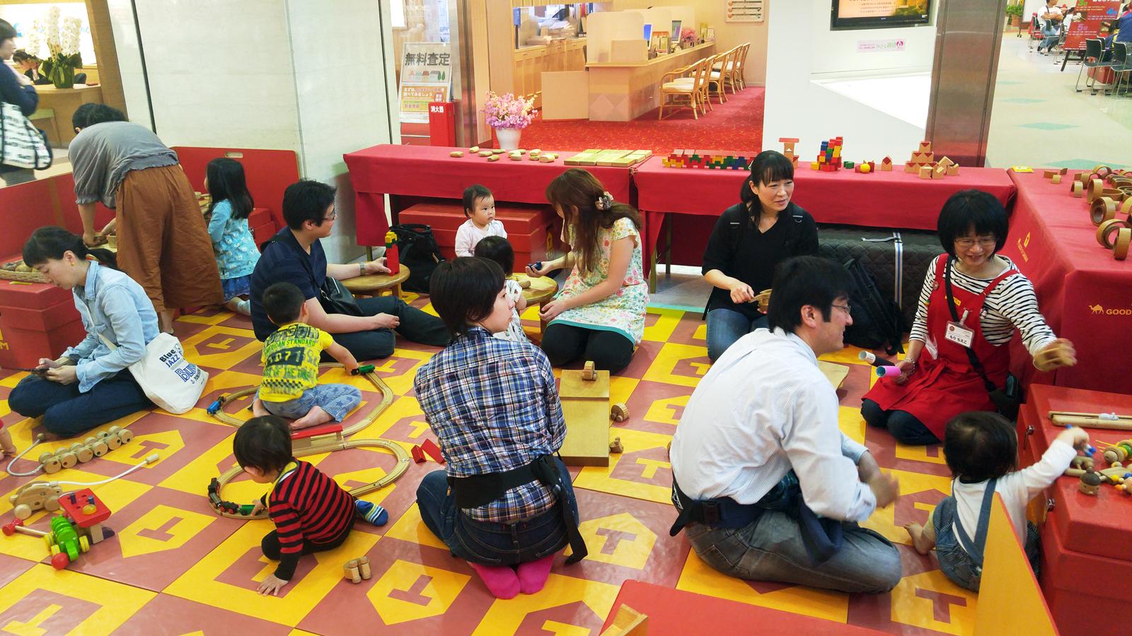 GWのデパートでキャラバン!~神奈川県横浜市