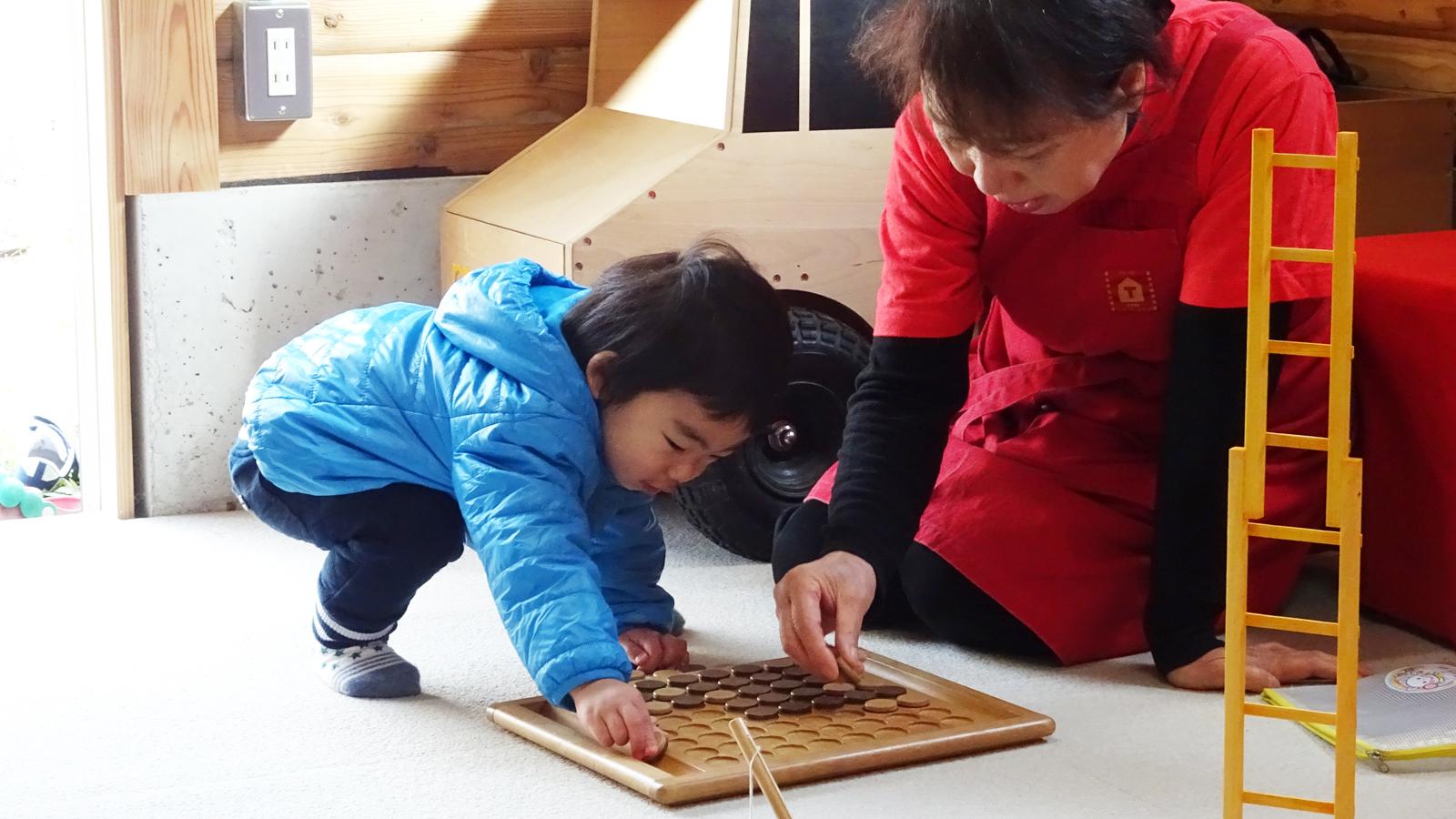 作り手とつながる遊びの場 新座市・石井英子さんのおもちゃの広場