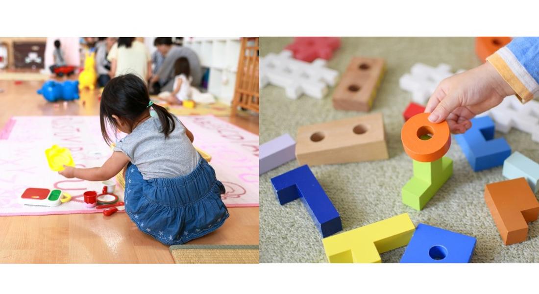 子どもが遊びやすく片付けやすい5つのルール