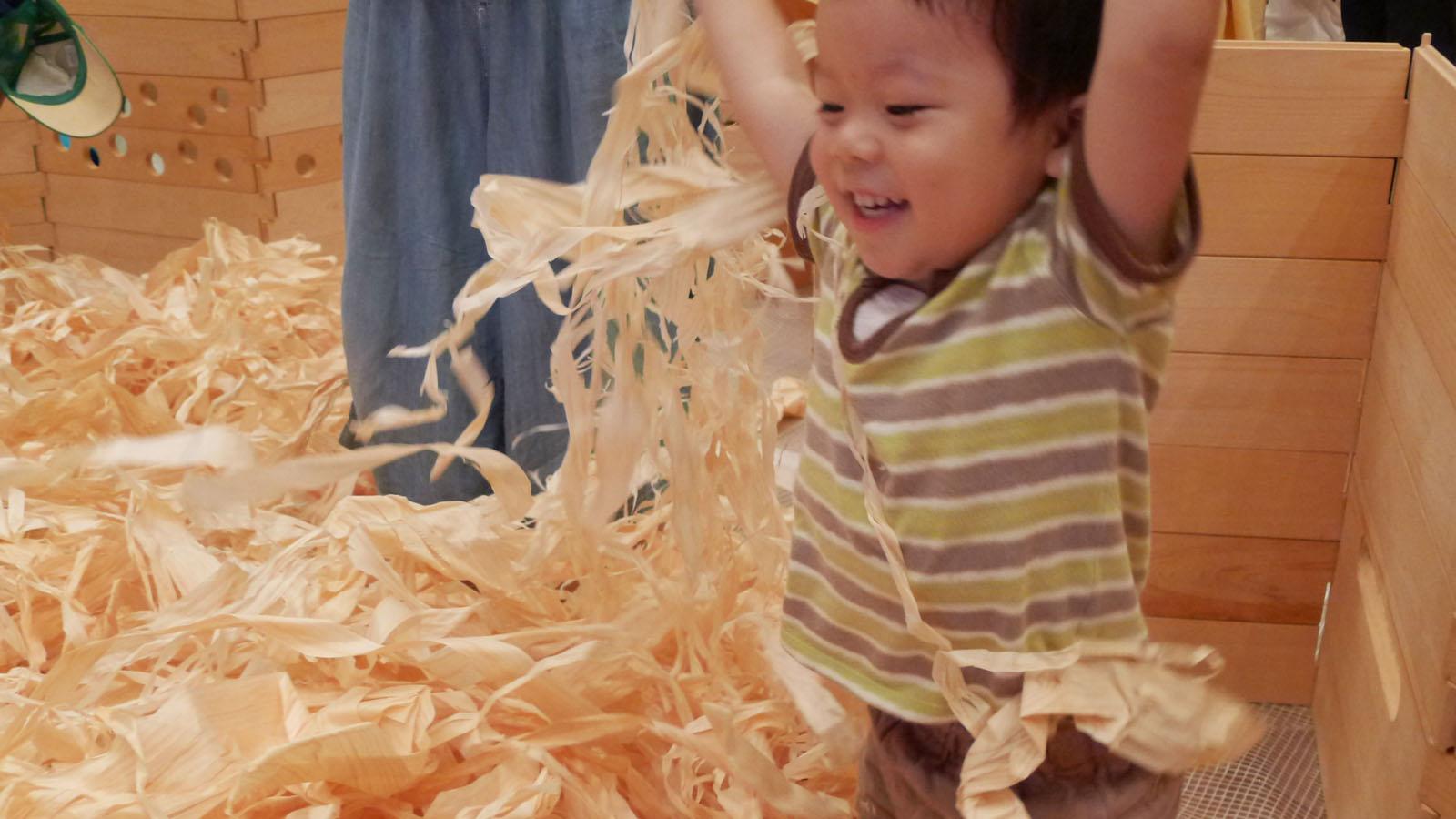 木のおもちゃと遊びはみんなで作る‼︎ ~岐阜県