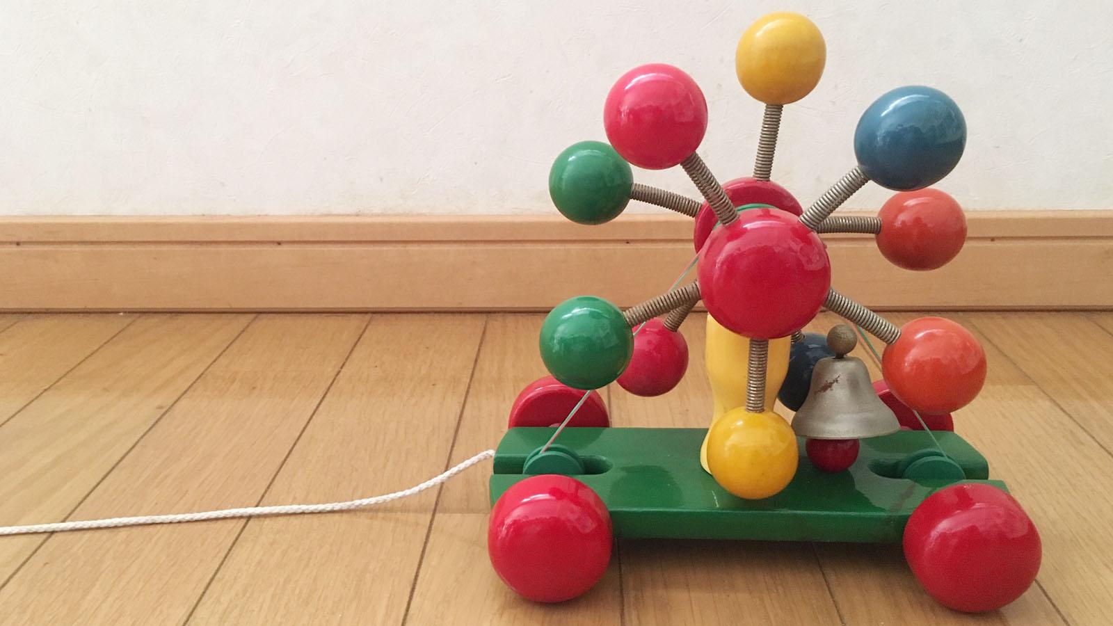 木のおもちゃ作家さんの原点って? たったひとつの手づくりおもちゃを贈ろう!