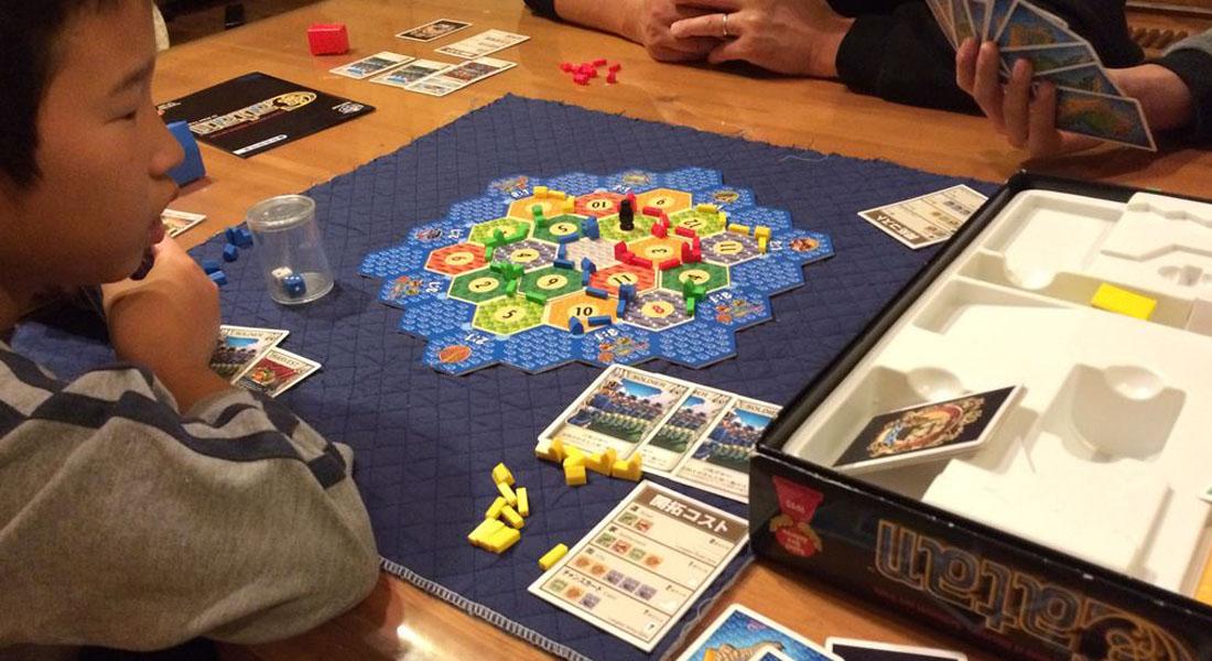 2歳〜99歳まで遊べる!アナログゲームの魅力