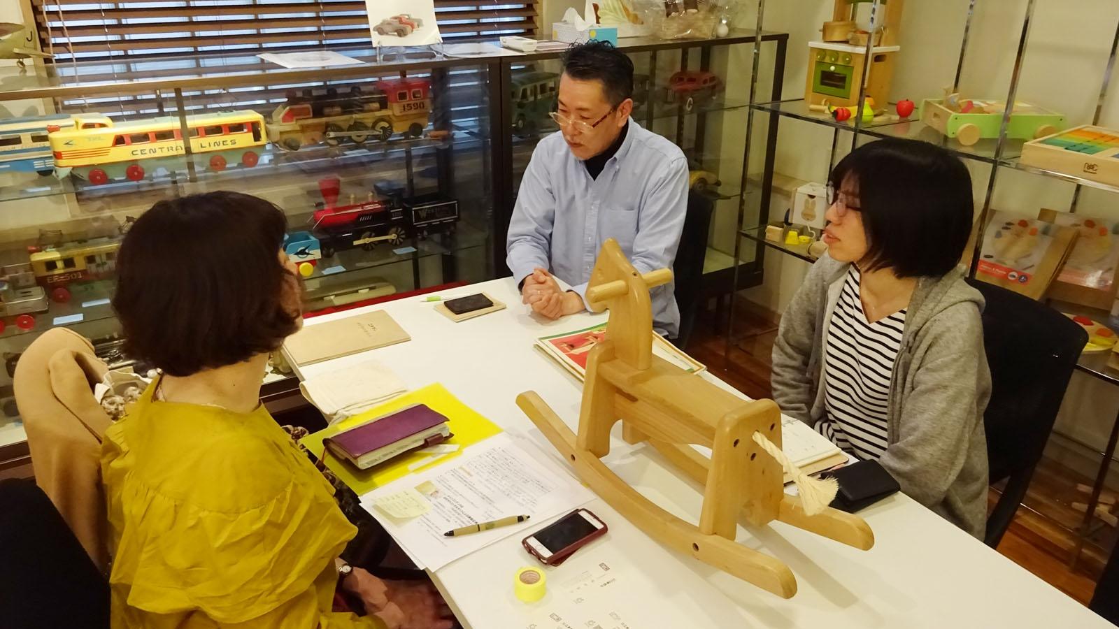 日本でいちばん古い木製玩具メーカー ニチガンの「エルムの木馬」(前編)