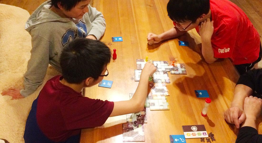 高学年~中高生におすすめ!「協力ゲーム」に挑戦しよう
