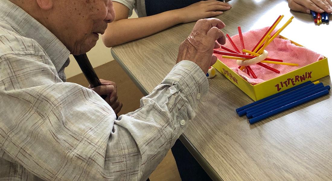 【連載】高齢者施設におもちゃと遊びをお届け!アクティビティ ディレクター活動記