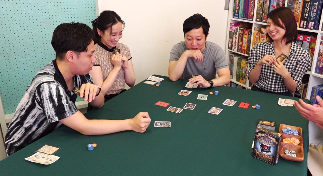 忘年会にもぴったり!6人以上で遊べるゲーム