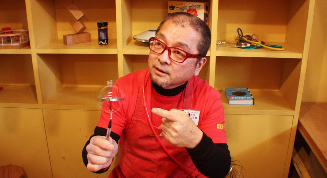 おもちゃがある、仲間がいる場所ならどこへでも!― おもちゃコンサルタント 高田まさきさん
