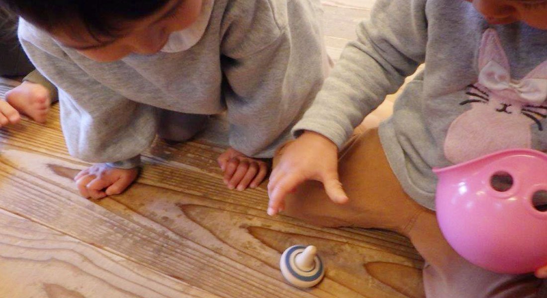 園児の見つけた「あれ?おもしろい!」をキャッチする - 保育園の遊び環境を考える#1