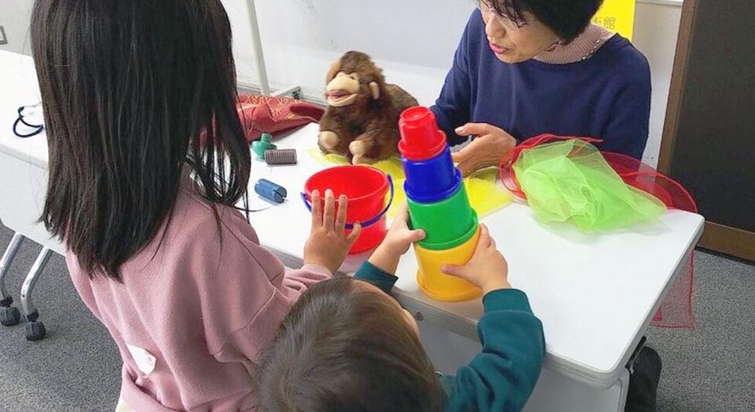子育てママ応援!赤ちゃん遊びのヒント#8 かんたん指人形やパペットで親子の時間を楽しく