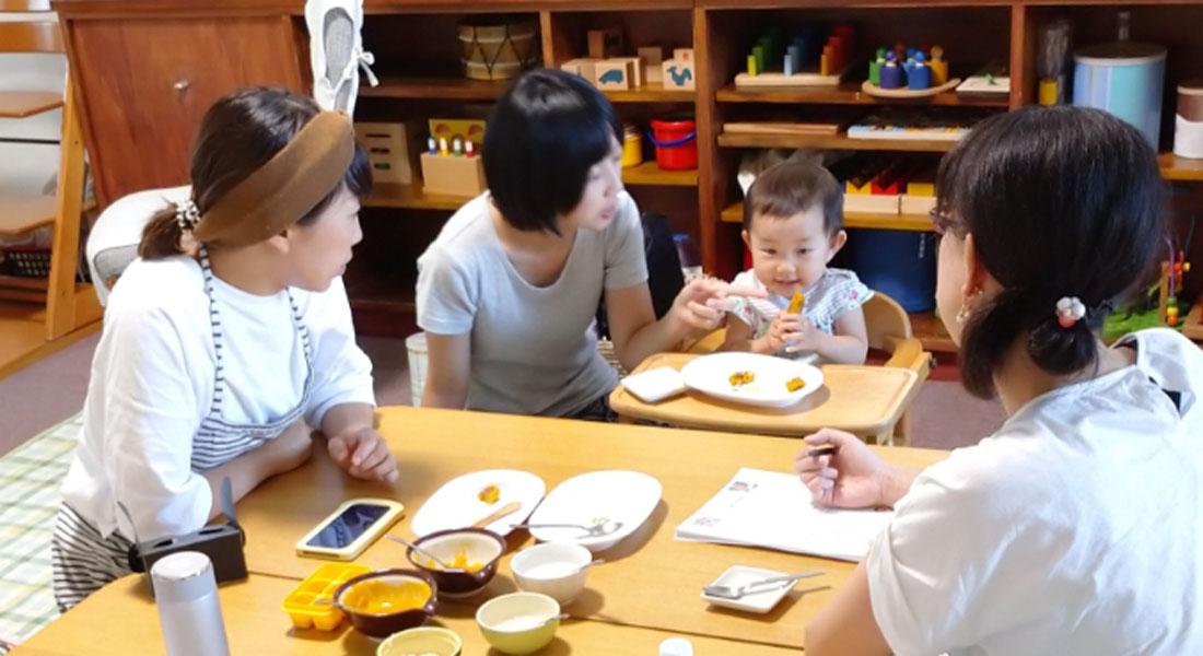 離乳食期に大切な環境づくり4つのポイント-子どもの食べる力が育つ心がけ#3