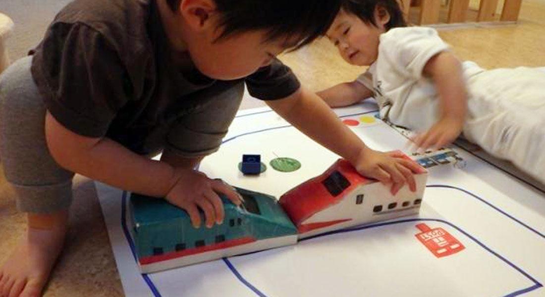 子どもの興味に応えて変わる2歳児の保育室―保育園の遊び環境を考える#4