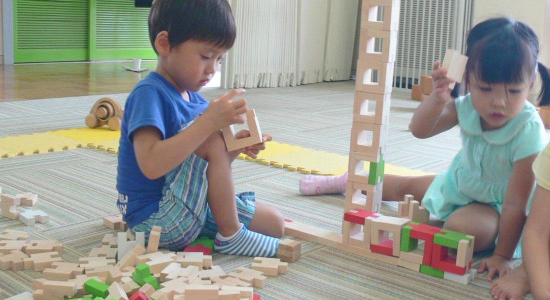 ぎふ木育と保育、出合うこととつながること―保育園の遊び環境を考える#6
